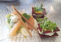 raw-veganbeet-ravioli-and-grapefruit-fennel-salad